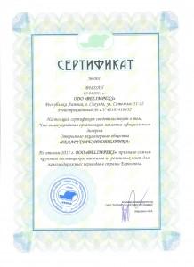 Dilera_sertif_2009
